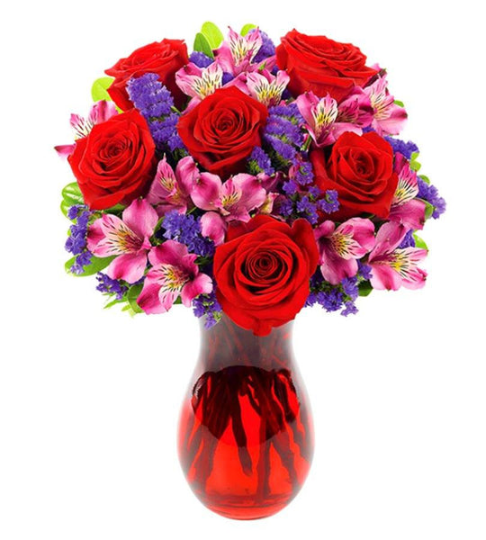 Colors of Love - Florists.com  - 2