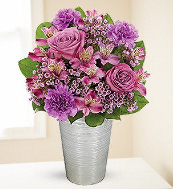 Pure Purple Arrangement