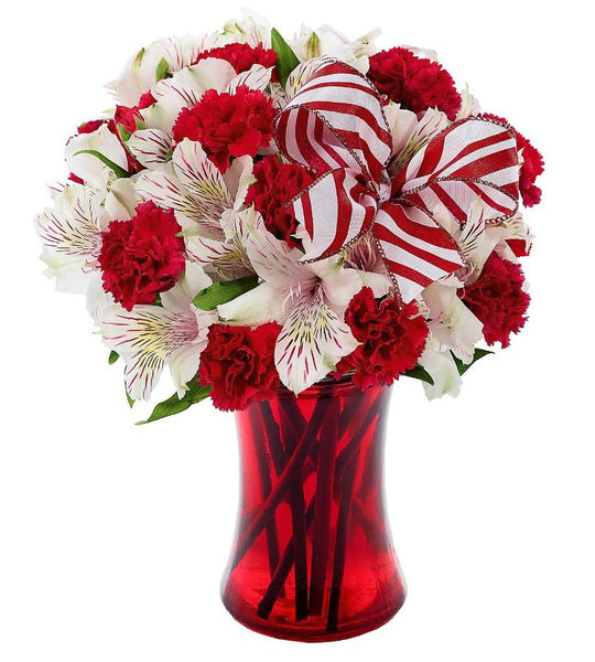 Peppermint Bouquet - OOS - Florists.com  - 2