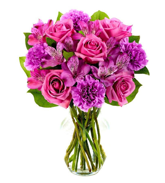 Purple Wishes - Florists.com