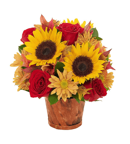 Forever Fall Bouquet - OOS