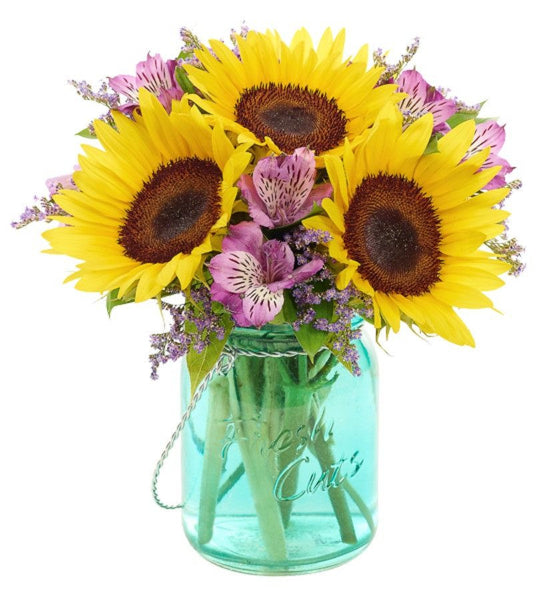 Rays of Sunshine Bouquet.