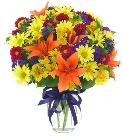 Multicolor Mixed Bouquet.