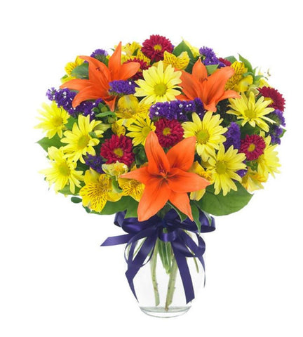 Mixed Multicolored  Bouquet.