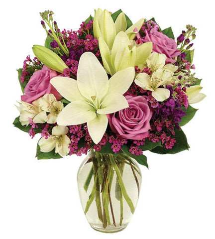 Heart-To-Heart Bouquet