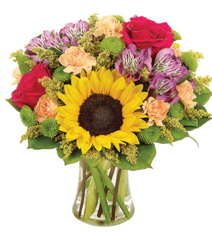 Sensational Sunflower Mix