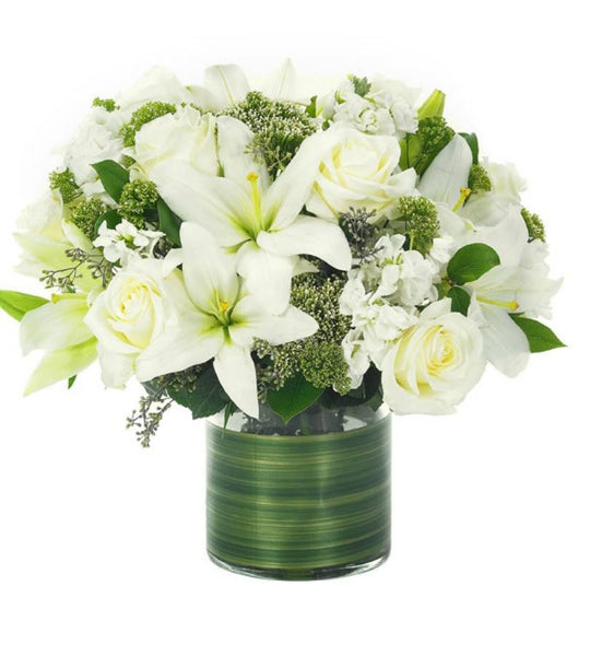 White Sympathy Bouquet - Florists.com  - 1