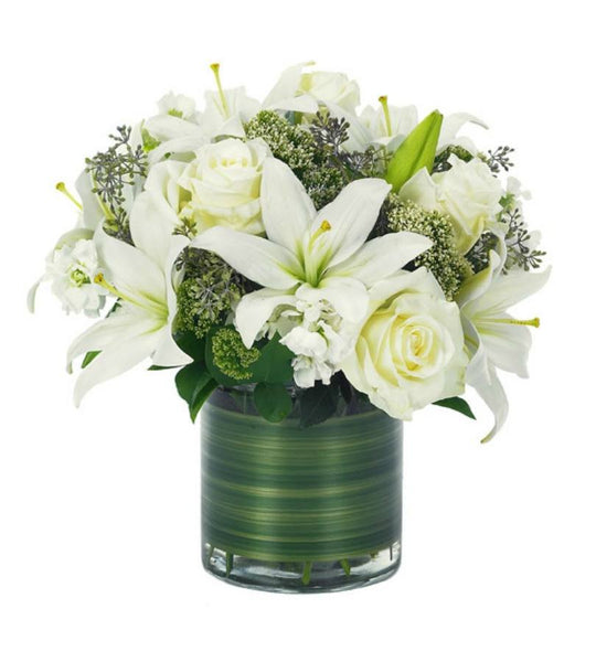 White Sympathy Bouquet - Florists.com  - 3