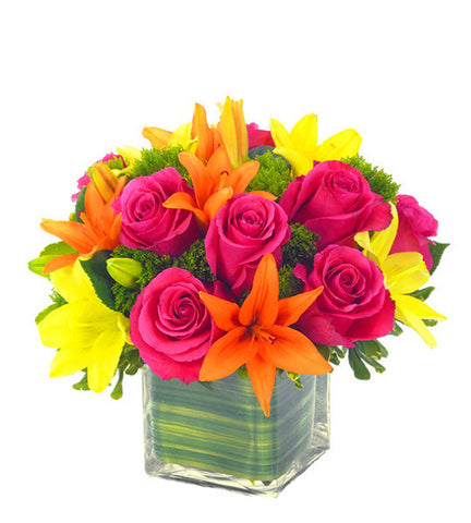 Bright Bounty Bouquet