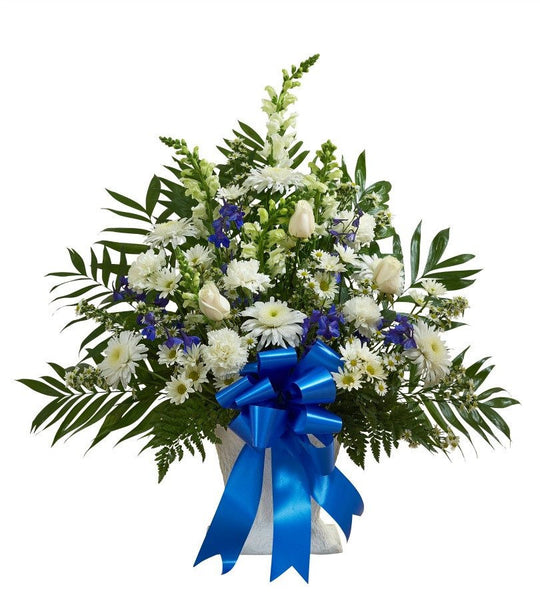 Deep Ocean Floor Basket - Florists.com  - 2