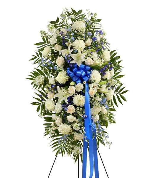 Clouds with Blue Skies - Florists.com  - 3