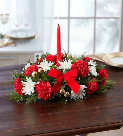 Merry Christmas Centerpiece