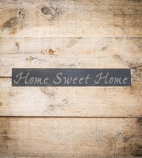 Home Sweet Home Home Decor Sign
