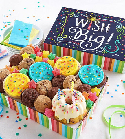 Birthday Cookie Box - OOS