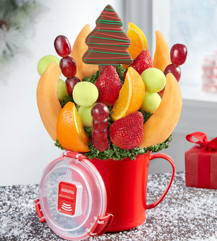 Christmas Morning Fruit Cup