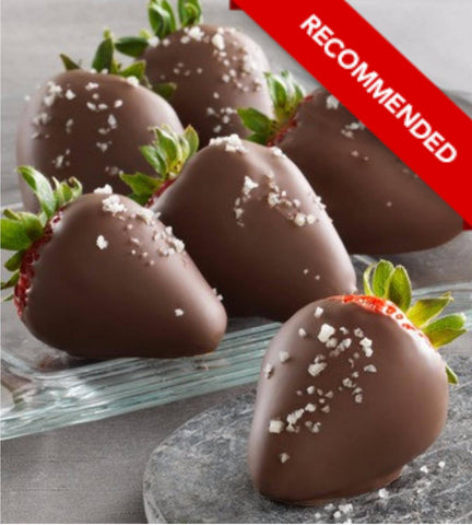 Salty Sweet Chocolate and Strawberries - OOS