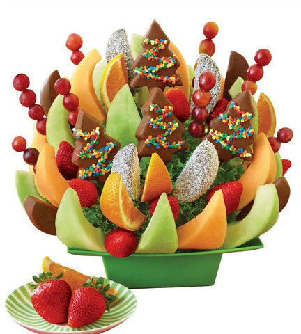 Christmas Party Fruit. - OOS
