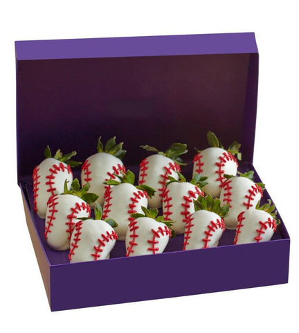 The Perfect Pitch Strawberries