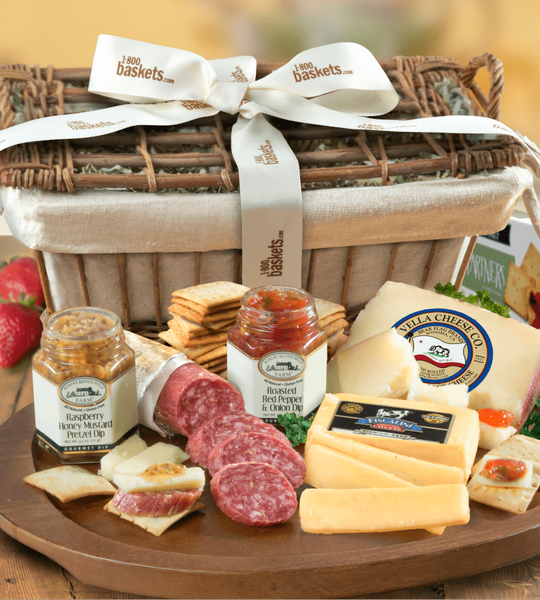 Cheese & Meat Basket