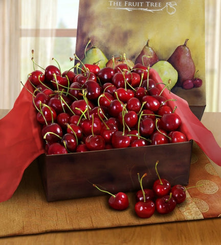 A Very Cherry Gift Box