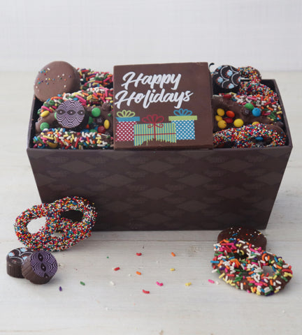 Chocolate Temptation Gift Basket
