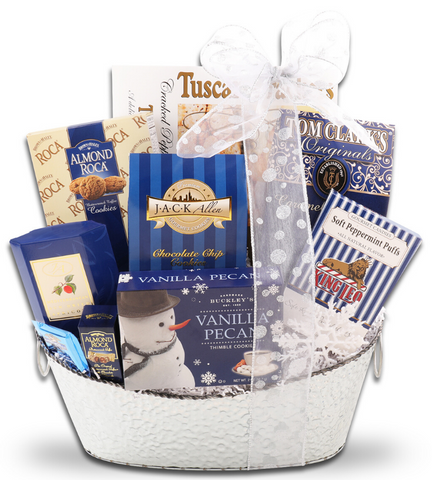 Kosher Winter Gift Basket