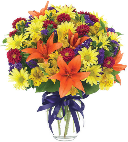Multicolor Mixed Bouquet