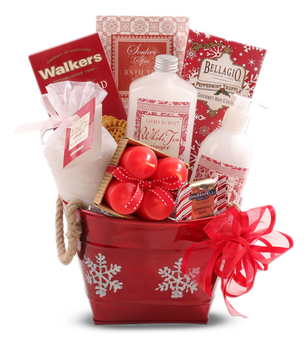 Snowflakes & Treats Spa Gifts