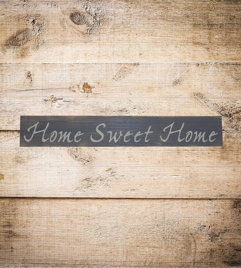 Home sweet home home decor sign - Home sweet home decorative accessories ...