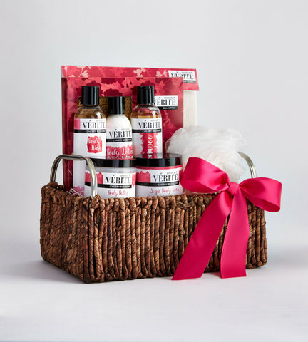 Luxurious Spa Gift Basket