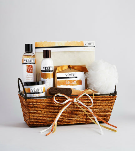 Calm Spa Gift Basket