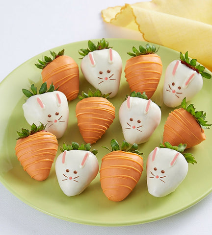 Easter Bunny Strawberries