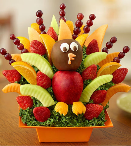 Thanksgiving Fruit Bouquet