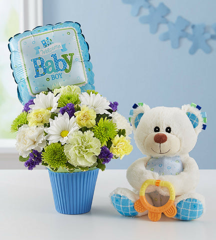 Newborn Boy Gift Set