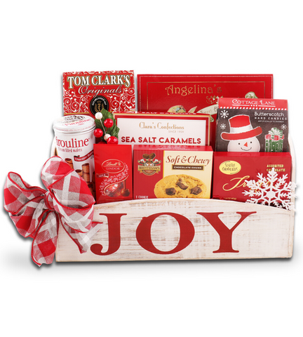 Wooden Joy Gift Box