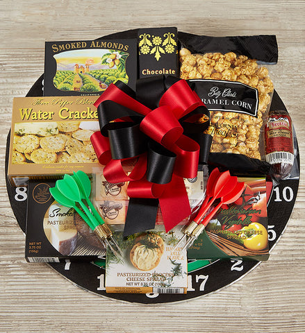 Dartboard Deluxe Gift Set
