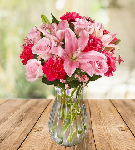 Timeless Pink Bouquet
