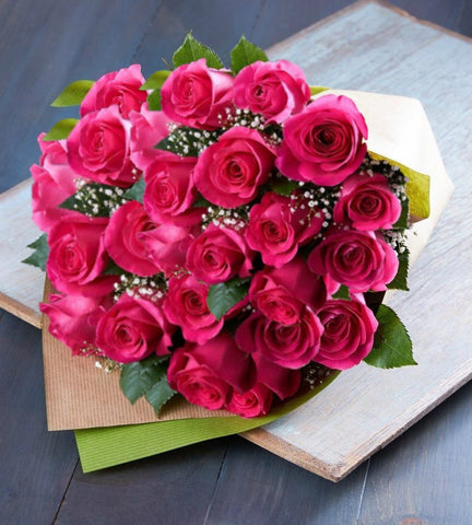 Think Pink Bouquet.