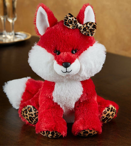 Stuffed Fox