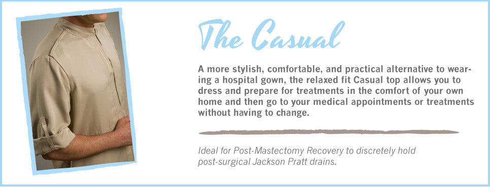 The Casual Recovery Top
