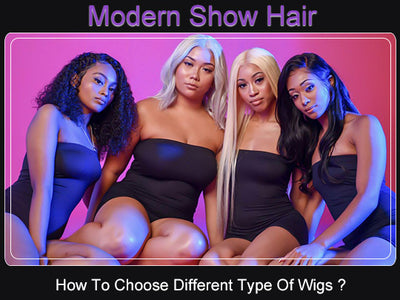 How To Choose Different Type Of Wigs On Different Occasions?