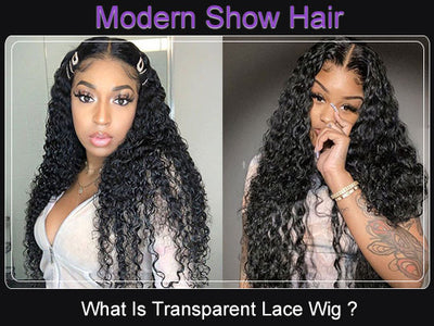What Is Transparent Lace Wig?