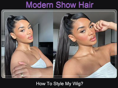 How To Style My Wig?