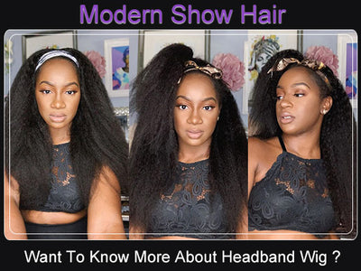 Want To Know More About Headband Wig ?