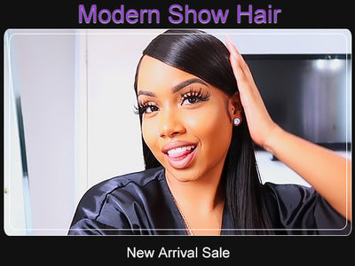 Modern Show Hair New Arrival Promotion
