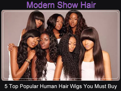 Top 5 Human Hair Lace Wigs You Must Buy