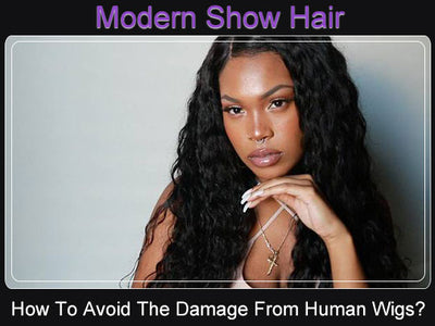 How To Avoid The Damage From Human Wigs?