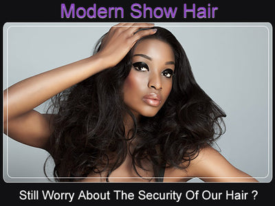 View How Does Modern Show Hair Company Anti Epidemic.
