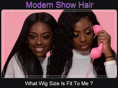 How Do I Know What Size Wig Is Fit To Me?
