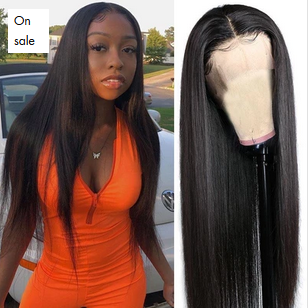 peruvian straight 360 lace frontal wig